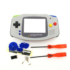 SFC Model Grey Housing Shell Case for Nintendo Game Boy Advance GBA