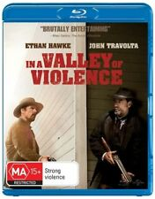 In A Valley Of Violence (Blu-ray, 2017)
