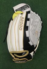 "Wilson A2000 12.5"" SuperSkin Fastpitch Softball Glove - WTA20RF19V125SS"