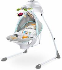 Electrical Swings Caretero Bugies Grey Baby Bouncer  up to 12 kg
