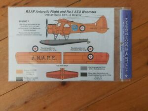 1/48 RAAF DHC2 Beaver Decals