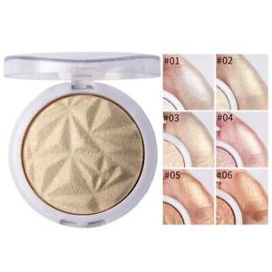 Highlighter Bronzers Makeup Face Contour Shimmer Powder Highlight Cosmetics