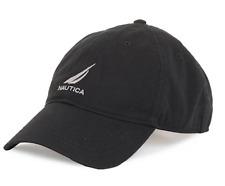 Nautica Mens J-class Adjustable Cap Black