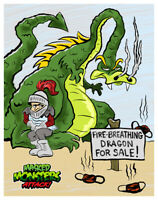 Masked MONSTERS ATTACK! DRAGON SALE Wax Digital TRADING CARD #3 like topps gpk