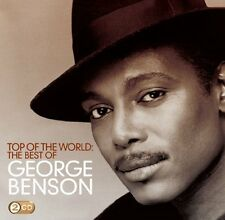 GEORGE BENSON: TOP OF THE WORLD THE VERY BEST OF 2x CD GREATEST HITS / NEW