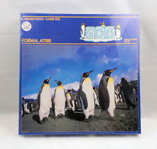 """American Publishing """"Formal Attire"""" Penguins Jigsaw Puzzle #6116 - New & Sealed"""