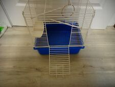 """Small Bird Cage Finch/Canary/Parakeet Small 14"""" H x 12"""" W x 10"""" D"""