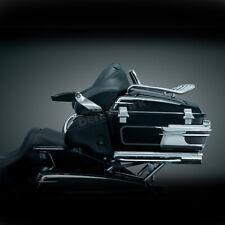 Kuryakyn Chrome/Black Stealth Passenger Armrests - 8958