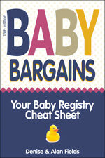 Baby Bargains: Your Baby Registry Cheat Sheet! Honest & Independent Reviews...