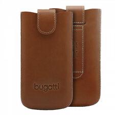 Slim Case Bugatti York Universal Size XL Cognac