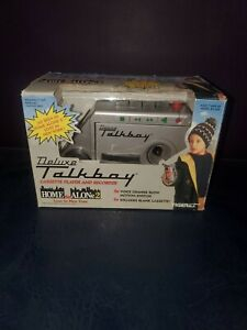 Deluxe Talkboy (Home Alone 2 - Lost in New York) Cassette Player 'New'