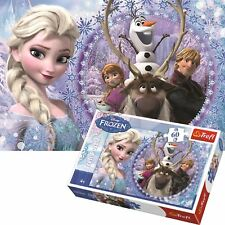 Trefl Disney 60 Piece Jigsaw Puzzle For Kids Friends From The Frozen Land