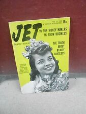 FEB 26 1953 JET digest magazine DONZELLA COULTER - HOMECOMING QUEEN