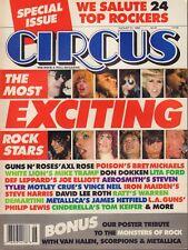 Circus August 31 1988 Bret Michael's, Lita Ford 110717nonDBE