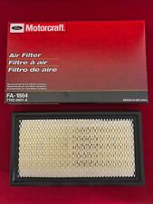 New Genuine OEM Ford Lincoln Motorcraft Engine Air Filter FA1884 7T4Z-9601-A