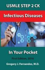 USMLE STEP 2 CK Infectious Disease In Your Pocket: Infectious Disease In Your Po