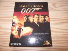 JEU PC VINTAGE GROSSE BOITE JAMES BOND PC CD-Rom Big Box VF