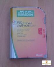 MS Office 2007 Home and Student Vollversion deutsch für 3 Geräte