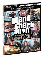 Grand Theft Auto: Episodes from Liberty City Signature Series Strategy Guide…