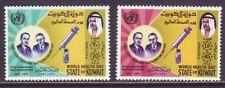 Kuwait 1971 SC 523-524 MH Set Insulin 50th Anniversary