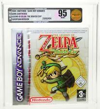 Legend Of Zelda The Minish Cap | Nintendo GameBoy Advance GBA SEALED VGA 95 MINT