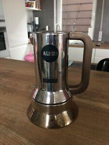 Alessi Espressokocher Design Richard Sapper / Gebraucht