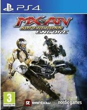 MX vs ATV Supercross Encore PS4 Playstation 4 Game Brand New In Stock