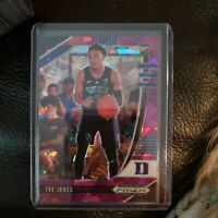 2020-21 Panini Prizm Draft Picks – FOTL - Tre Jones - Purple Ice - SP #/149