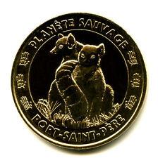 44 PORT-SAINT-PERE Planète sauvage, Lémuriens, 2014, Monnaie de Paris
