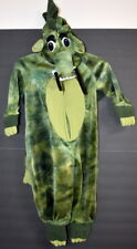 Childrens Place Costume Toddler 12-24 mth Dinosaur Halloween Cos play One Piece