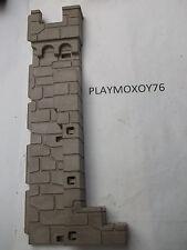 PLAYMOBIL. TIENDA PLAYMOXOY76. PARED DE CASTILLO.