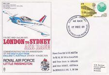 S2aC  London - Sydney Air Race flown VC10.RAF Brize Norton to Sydney