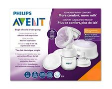Philips Avent Single Electric Breast Pump w/ Power Cushion for Extra Suction