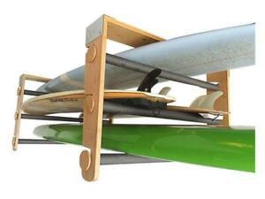 Surfboard & SUP Ceiling Rolling Rack