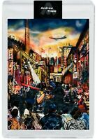 Topps PROJECT 2020 NEW YORK HERITAGE - Artist Card By ANDREW THIELE - RARE!