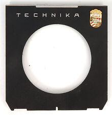 Linhof Technika Lens Board Copal #3 camera accessory photography