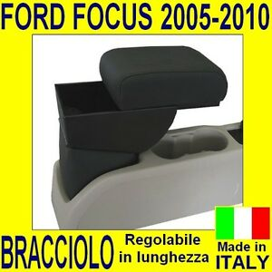 BRACCIOLO FORD FOCUS 05-10 - per appoggiabraccio tuning