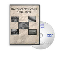 Universal Newsreels 1932-1967 Collection 21 DVD Set War Culture Sports A571-605