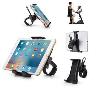 Portable Holder For Indoor Gym Treadmill Handlebar For Most of Cell Phone Tablet