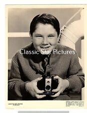 A614 Kevin Corcoran Bon Voyage! (1962) 8 x 10 vintage photograph