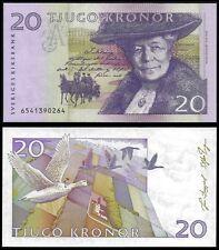 Sweden 20 KRONOR 2006 P 63c UNC