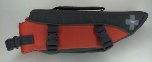 Top Paw Dog Life Jacket, Reflective Adjustable Flotation Device Water Safety S
