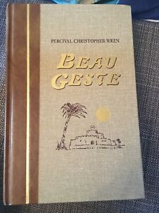 Beau Geste - Percival Christopher Wren - Reader's Digest Illustrated Classic