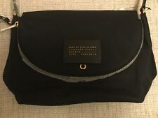 Designer Marc by Marc Jacobs black cross body bag