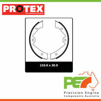 New *PROTEX* Parking Brake Shoe For VOLKSWAGEN TOUAREG 7P 4D SUV AWD..