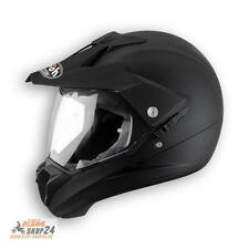 AIROH s5 COLOR NERO OPACO S (55-56) Motocross Quad Moto Enduro Casco