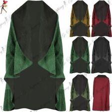 Abrigos y chaquetas de mujer capas sin marca de poliéster