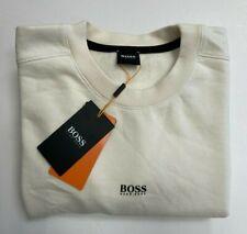 Boss HUGO BOSS Weevo Crew Sweatshirt Herren Größe L Ref CN1453 =