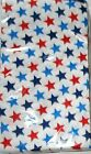 """PATRIOTIC GUEST NAPKINS 20 Ct. 2 Ply 15 2/3"""" X 11 2/3""""  STARS OF GLORY"""