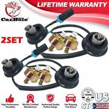 2 Set Knock Sensor Harness Pair Kit for Chevy GMC Sierra 1500 2500 3500 5.3/6.0L